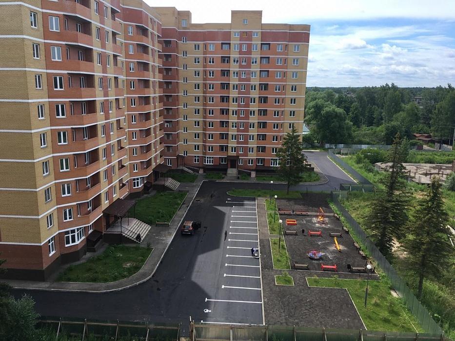 В Тверской области дом строили 7 лет и скоро его сдадут дольщикам