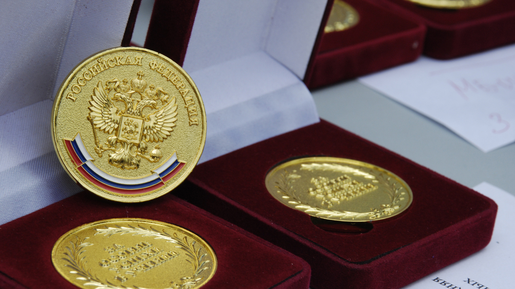 В Торопце чествовали золотых медалистов