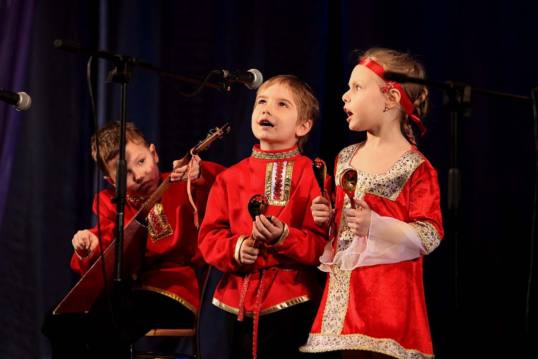 Детские фольклорные коллективы соберутся под Вышним Волочком