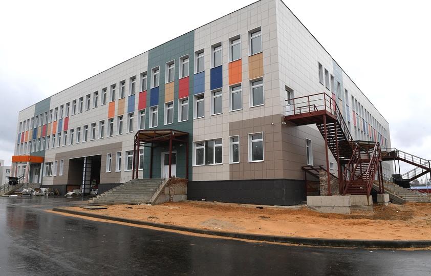 Три новые школы откроют в Тверской области до 2023 года