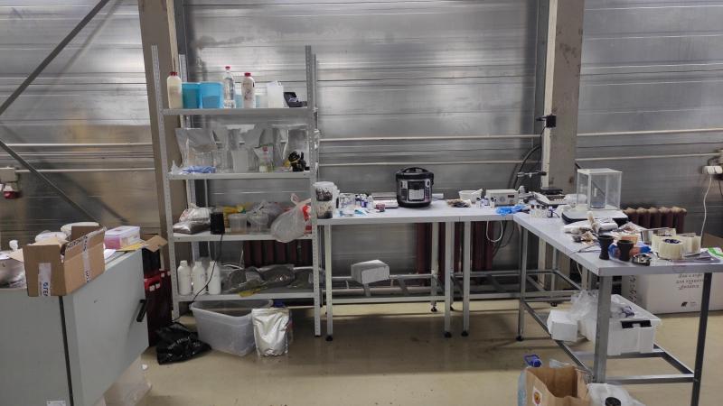 В Твери накрыли незаконное производство никотиносодержащей продукции