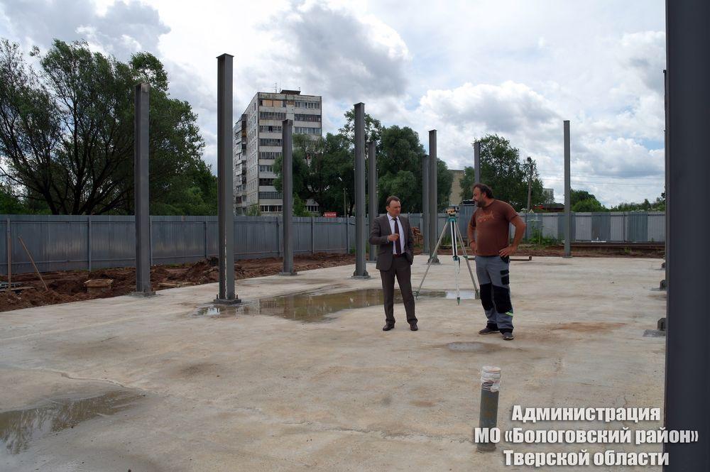 Новую котельную построят в районе Тверской области