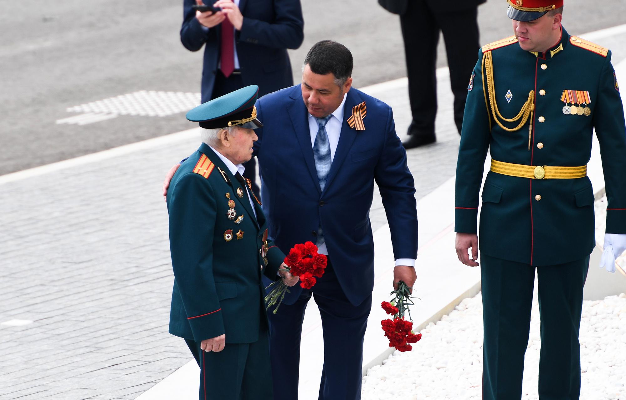 Игорь Руденя на «Радио России» рассказал о создании Ржевского мемориала Советскому солдату