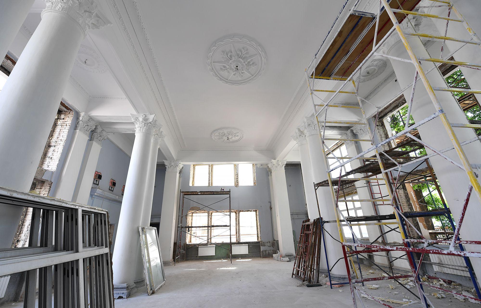 Новый Дворец бракосочетаний в Твери будет открыт уже в этом году