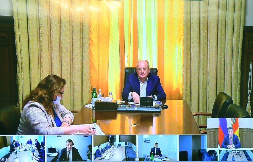 В правительстве региона обсудили вопросы модернизации системы теплоснабжения Твери