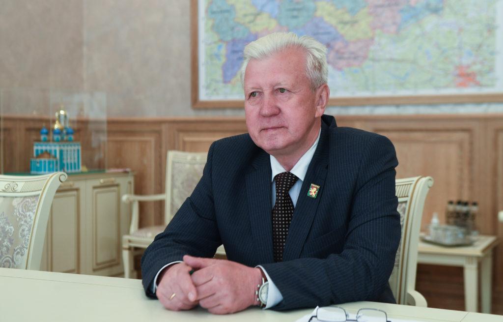 Игорь Руденя подтвердил планы по продолжению газификации Ржевского района Тверской области