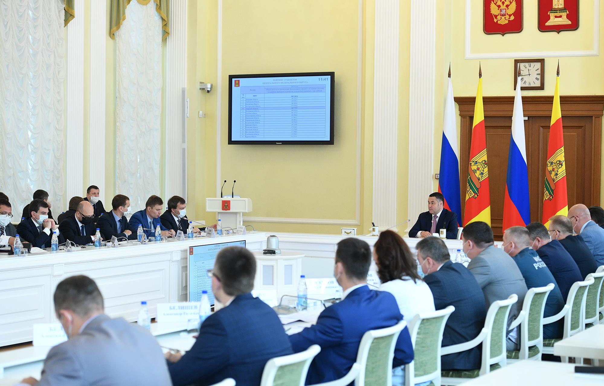 Более 140 километров газопроводов построятв Тверской области в 2020году