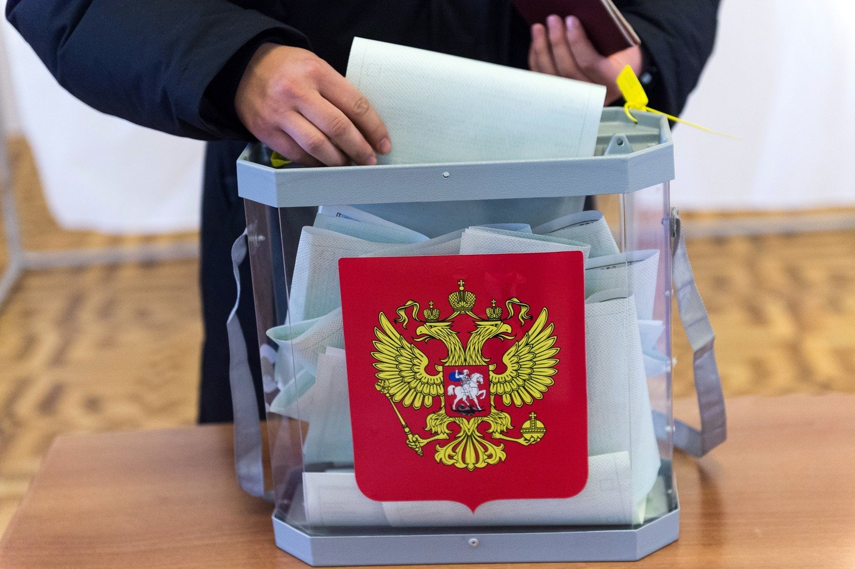 Путин подписал закон о трехдневном голосовании на выборах