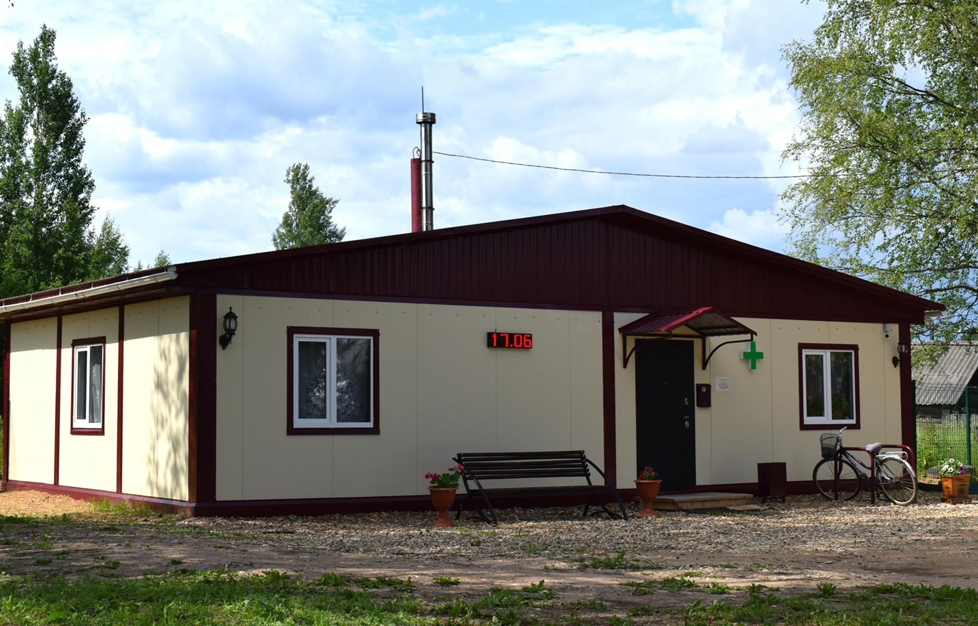 В Ржевском районе откроются ещё четыре фельдшерско-акушерских пункта