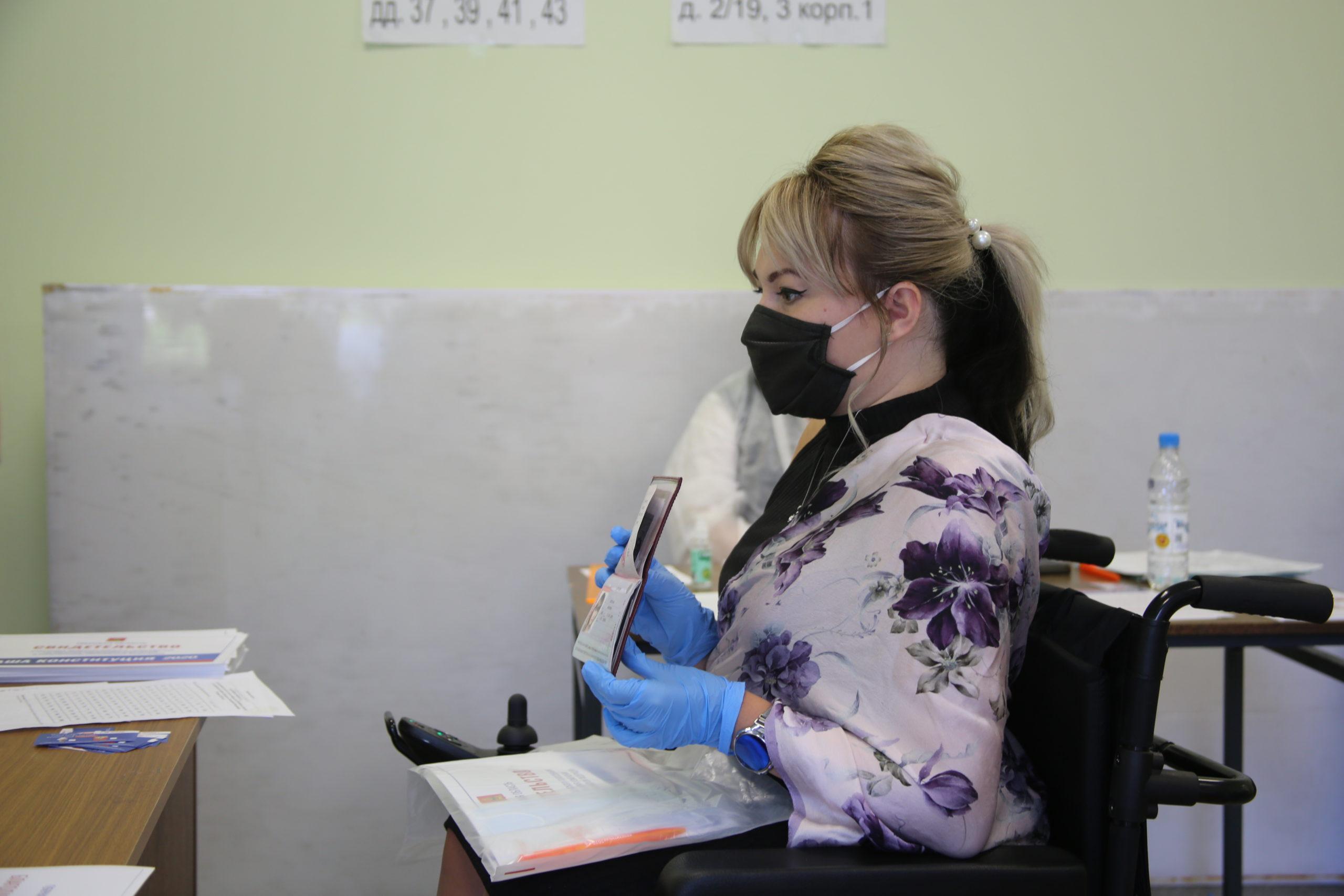 Хроника Голосования: депутат ТГД Светлана Козлова проголосовала по поправкам в Конституцию