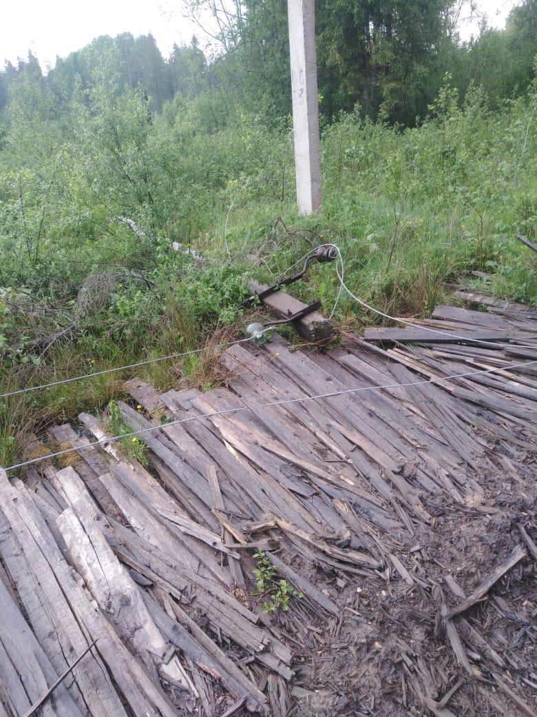Бригады Тверьэнерго ликвидируют последствия грозового фронта в Тверской области