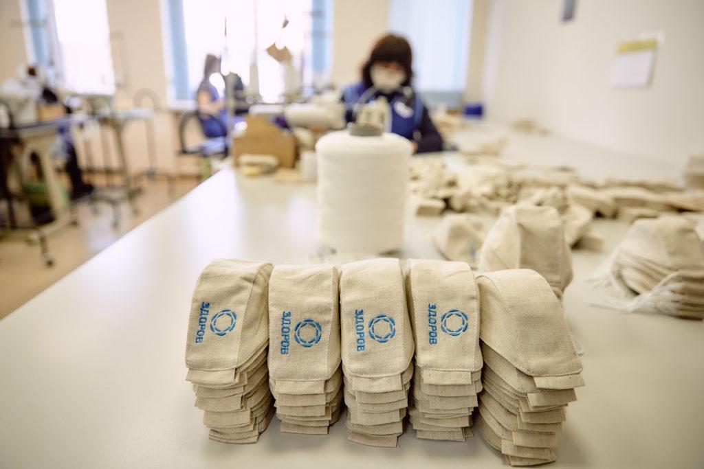 Тверская область входит в число регионов-лидеров по производству средств индивидуальной защиты