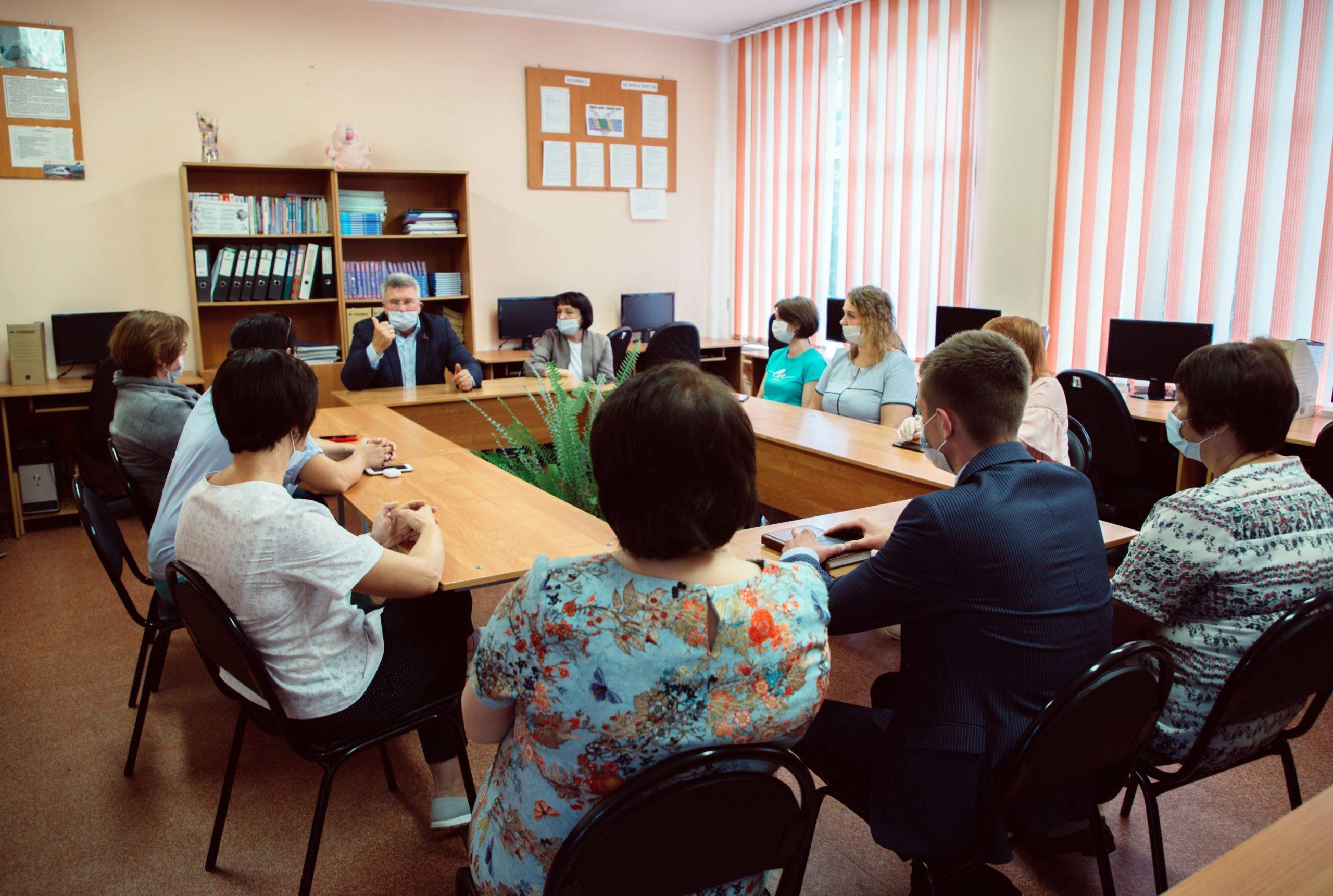 Ржев может стать крупным центром дистанционного обучения
