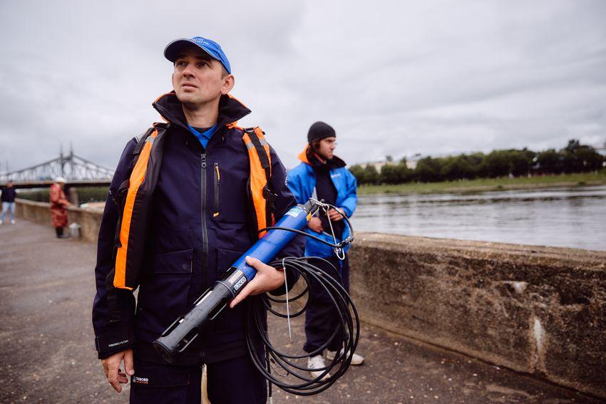 В Твери прошла встреча с участниками экспедиции «Без рек как без рук»