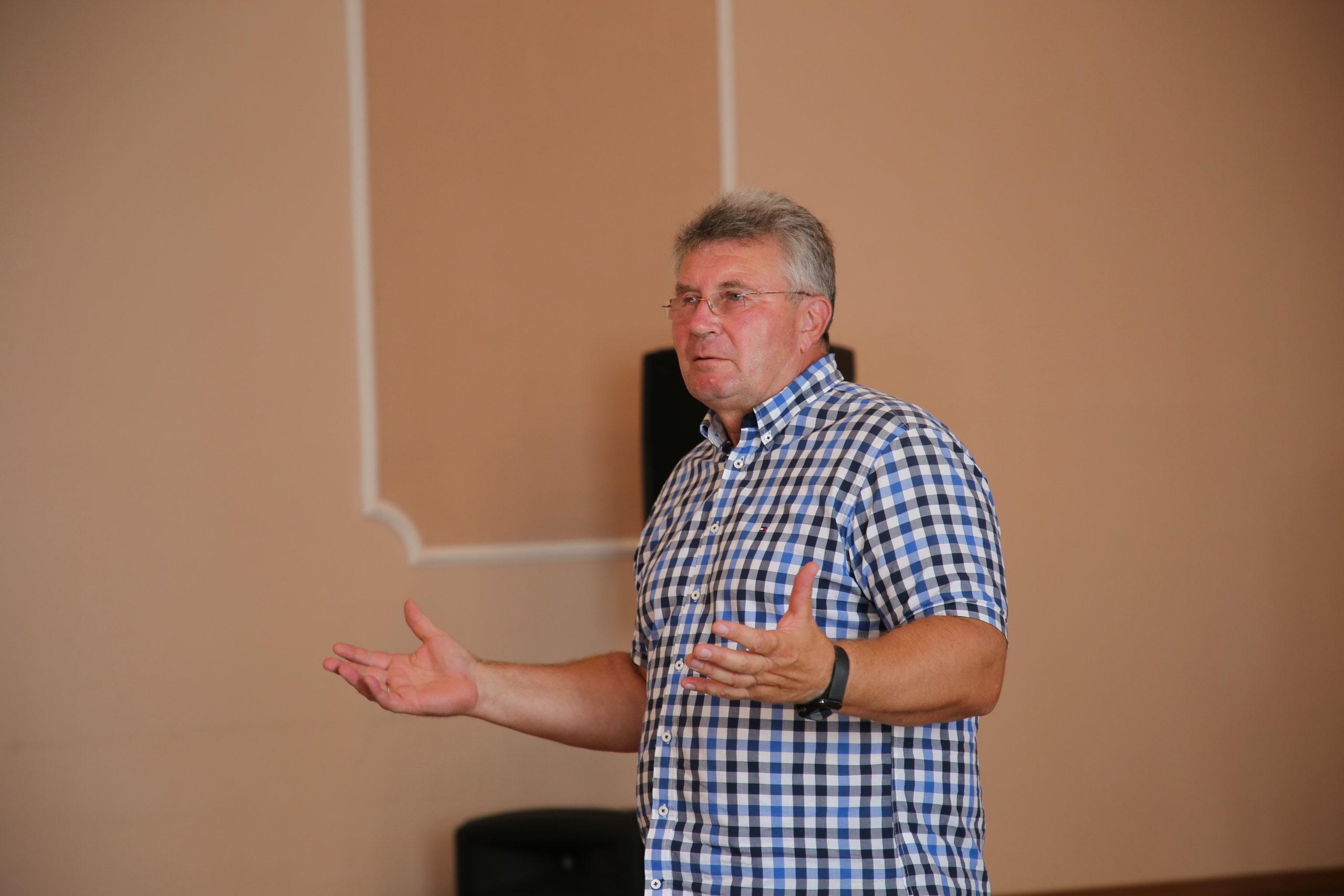 Марина Цуркан: Идея Андрея Белоцерковского даст новые стимулы и Ржеву, и университету