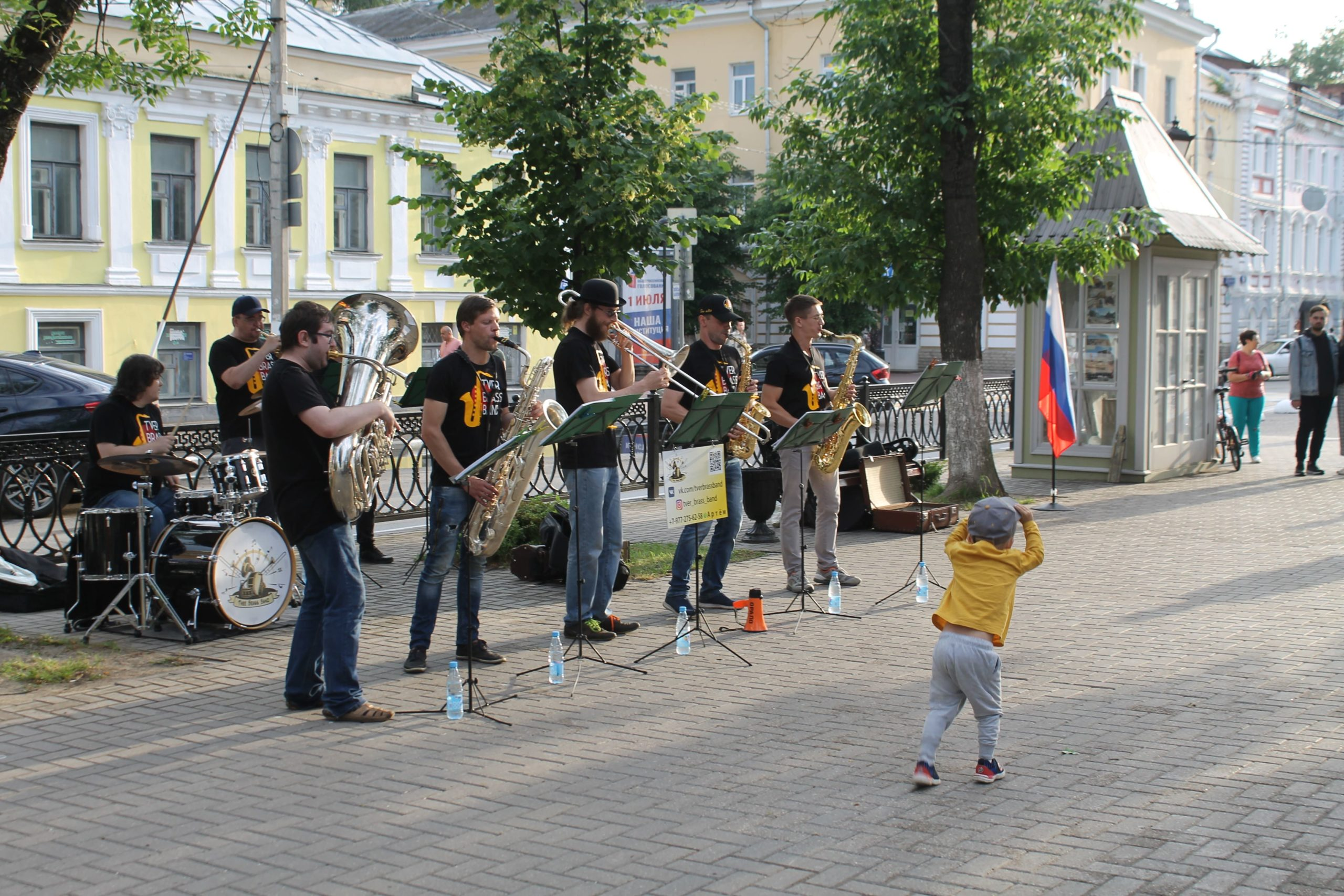 В Тверской области проходят мероприятия в честь принятия поправок в Конституцию РФ