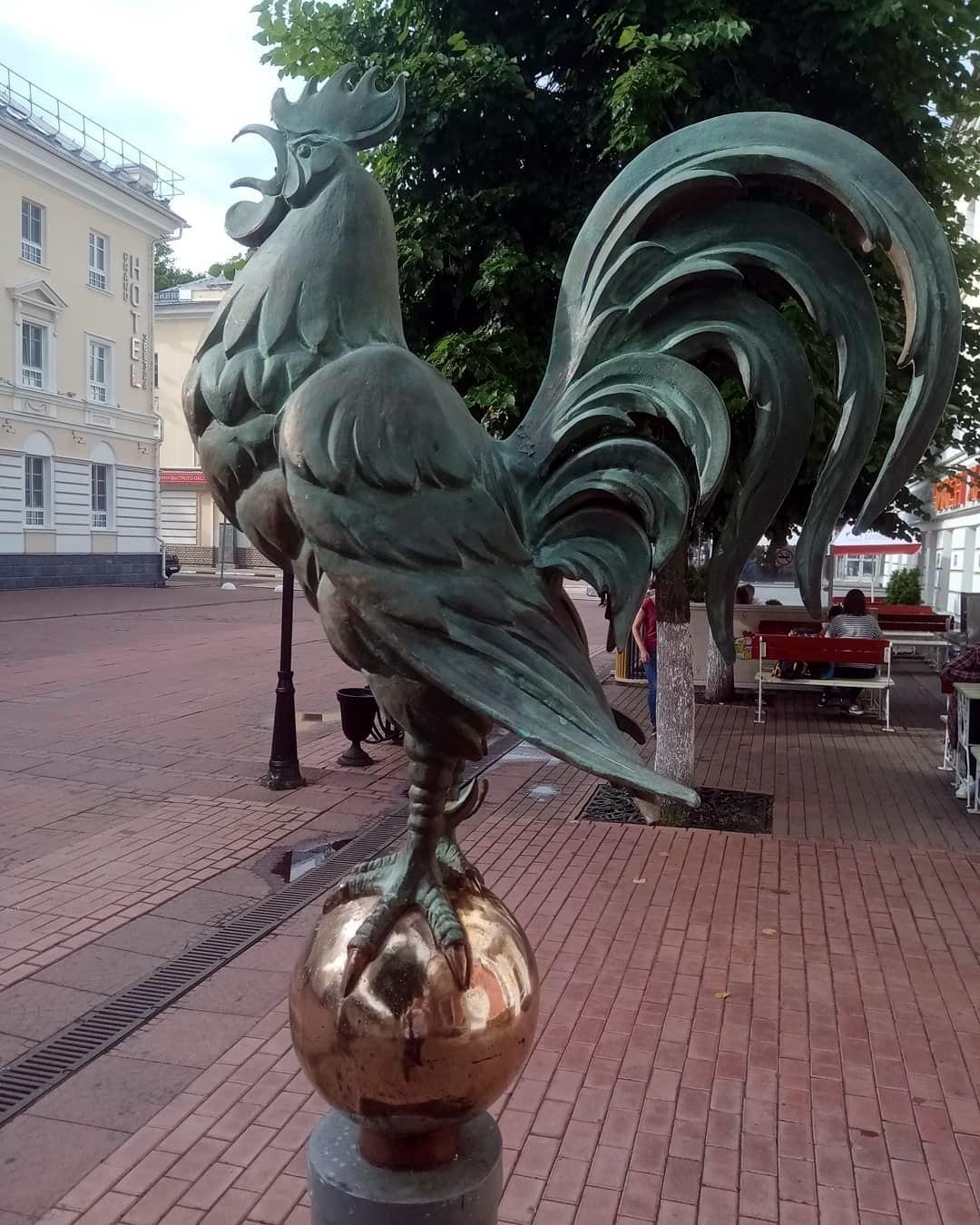 Новый арт-объект появился в Твери