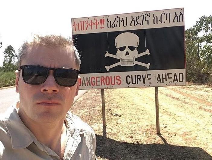 Известный тверской путешественник Алексей Корзин станет ведущим передачи на канале РЕН ТВ
