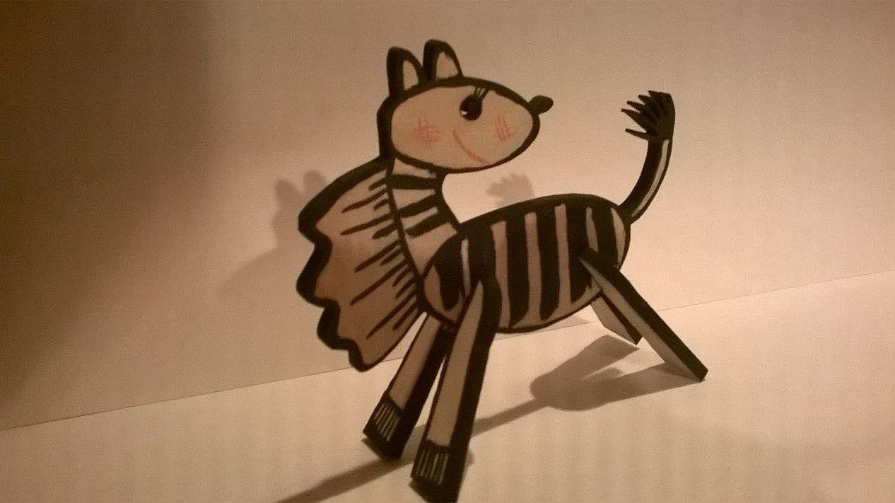 В Твери дети сняли мультик на стихотворение Маяковского «Хорошее отношение к лошадям»