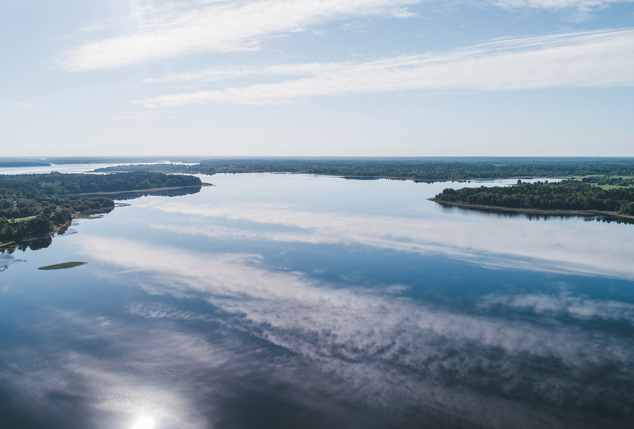 Тверская область заявила на федеральный конкурс проект туристического кластера «Селигерия»