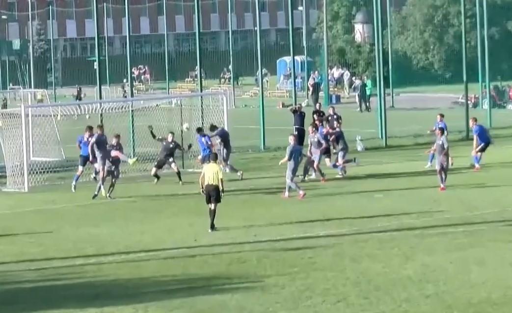 Тверской футбольный клуб сыграл первую игру на выезде