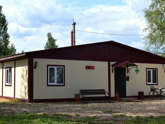 В текущем году обновят фельдшерско-акушерский пункт в районе Тверской области