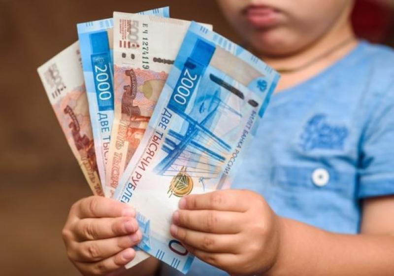 Более 2000детейТверской области получилиединовременную региональную выплату