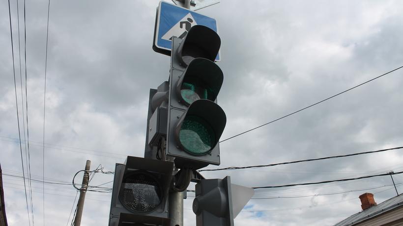 В Твери изменится режим работы светофора на Волоколамском проспекте