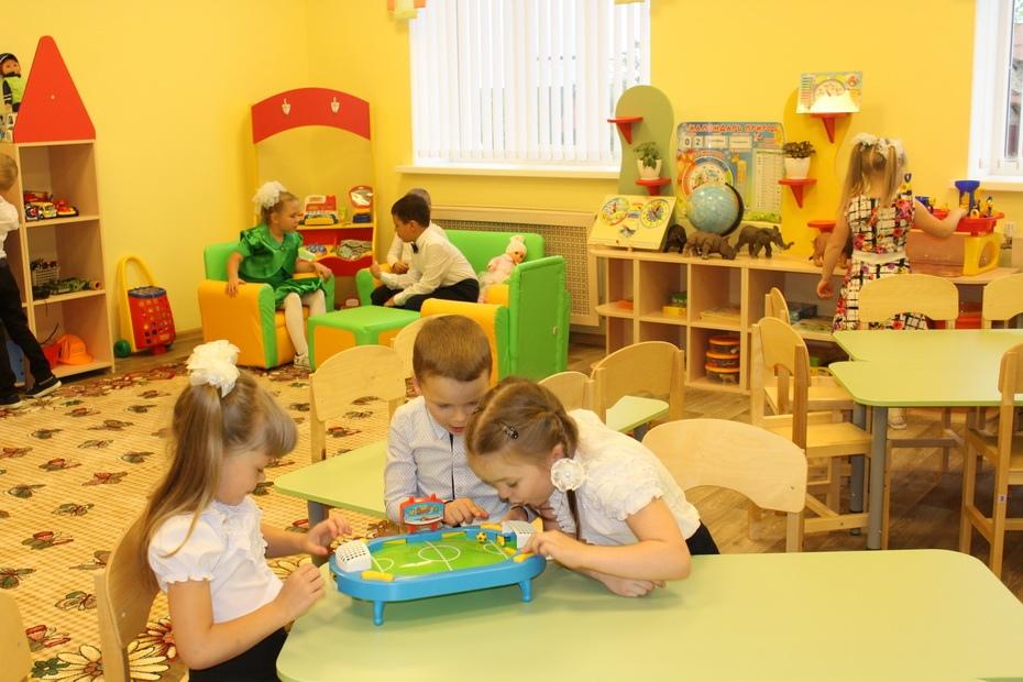 В Лихославльском районе открываются детские сады