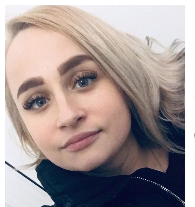 Девушку с татуировкой разыскивают в Тверской области
