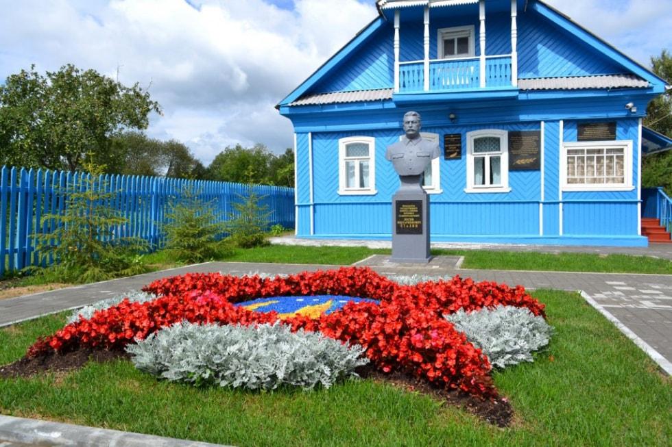 Музей «Ставка Сталина» в Тверской области ждет своих посетителей