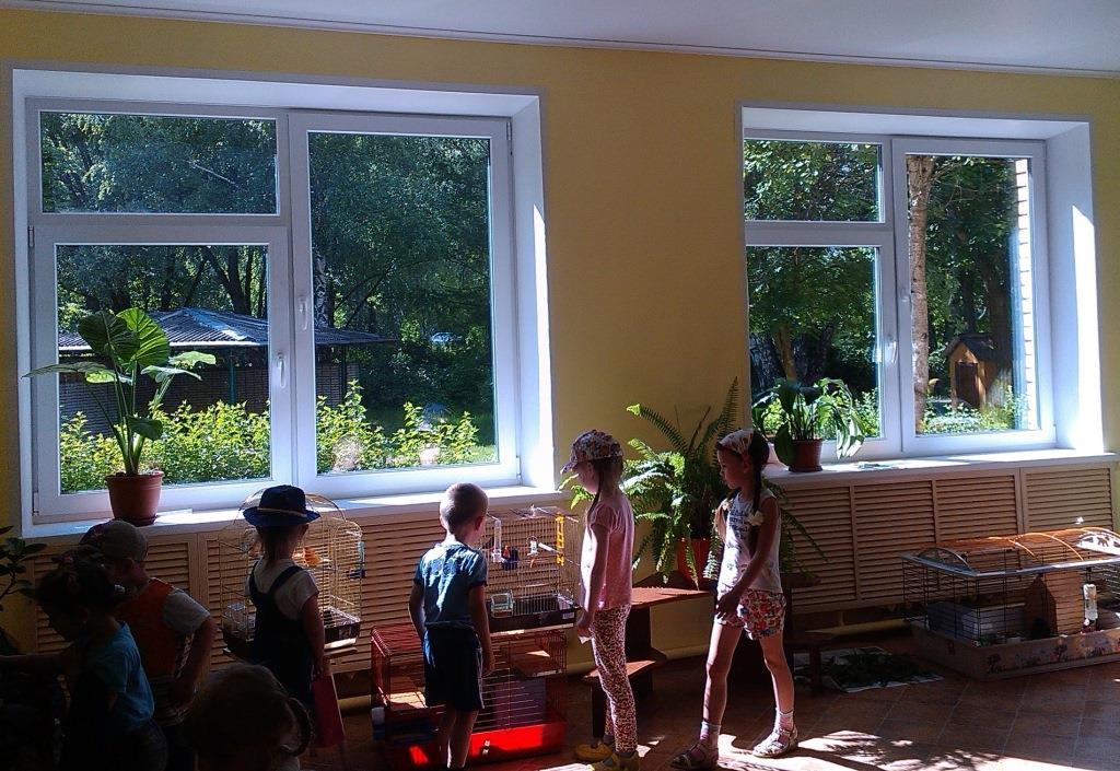 В детском саду №2 в поселке Рамешки Тверской области заменят оконные блоки