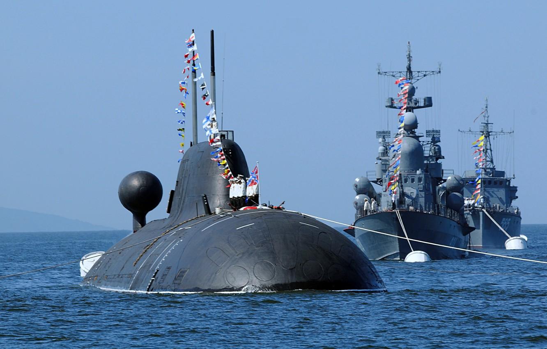 Игорь Руденя поздравил военных моряков и ветеранов с Днем Военно-Морского Флота