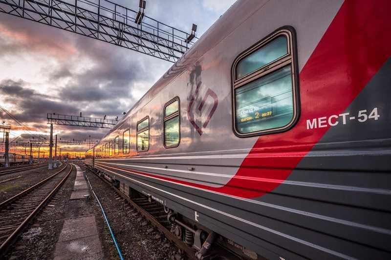 Запустили новый поезд: добраться из Твери до Крыма стало проще