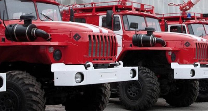 Добровольные пожарные команды получат спецтехнику в Тверской области