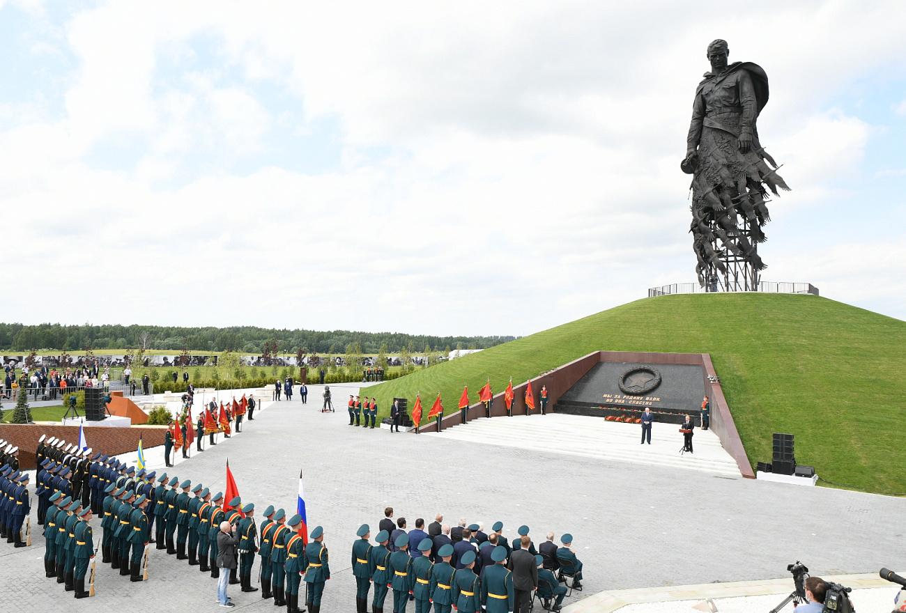 Игорь Руденя рассказал о патриотических программах в Тверской области