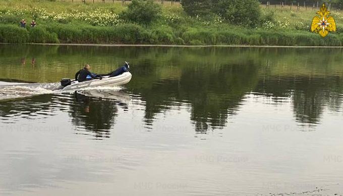 На реке Тверца под Тверью утонул 19-летний парень