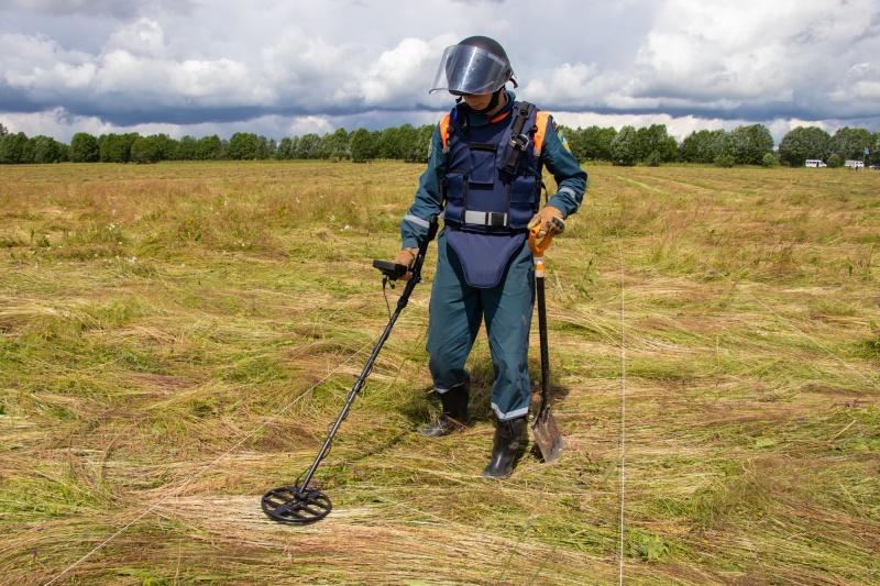 В Тверской области найдены останки семи красноармейцев