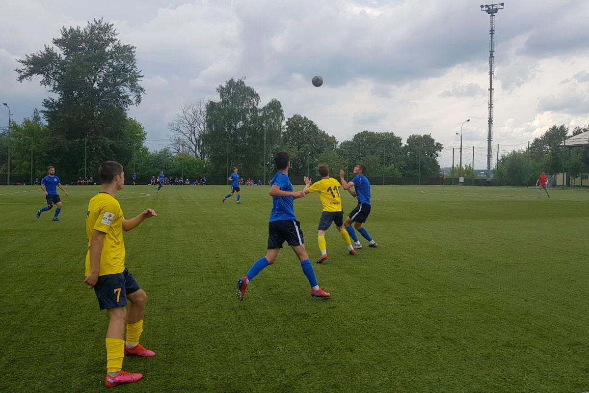 Первая игра нового футбольного клуба Твери состоится уже сегодня