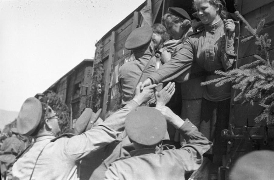 Жители Тверской области могут рассказать историю героя Великой Отечественной войны