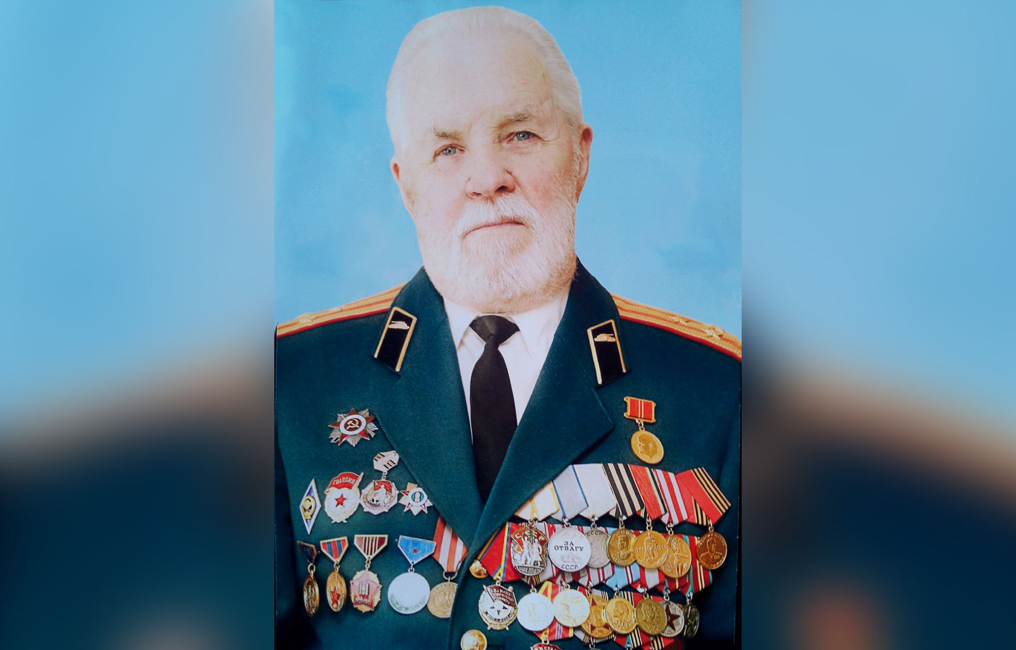 Игорь Руденя поздравил ветеранов Тверской области с 77 – ой годовщиной победы в Курской битве