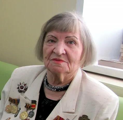 Председатель тверского клуба «Фронтовичка» Галина Макеева отмечает юбилей
