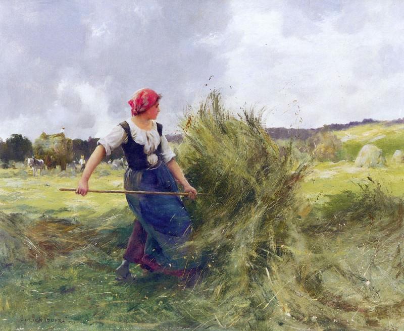 В Тверской области посчитали скошенную траву