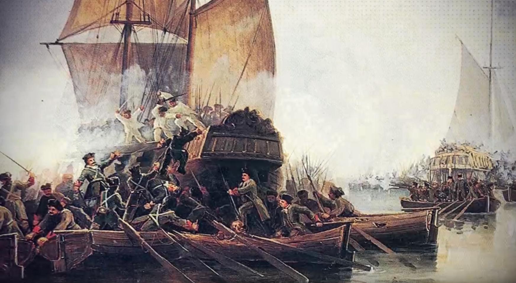 Герои былых времён: в Твери сняли программу о выдающихся моряках