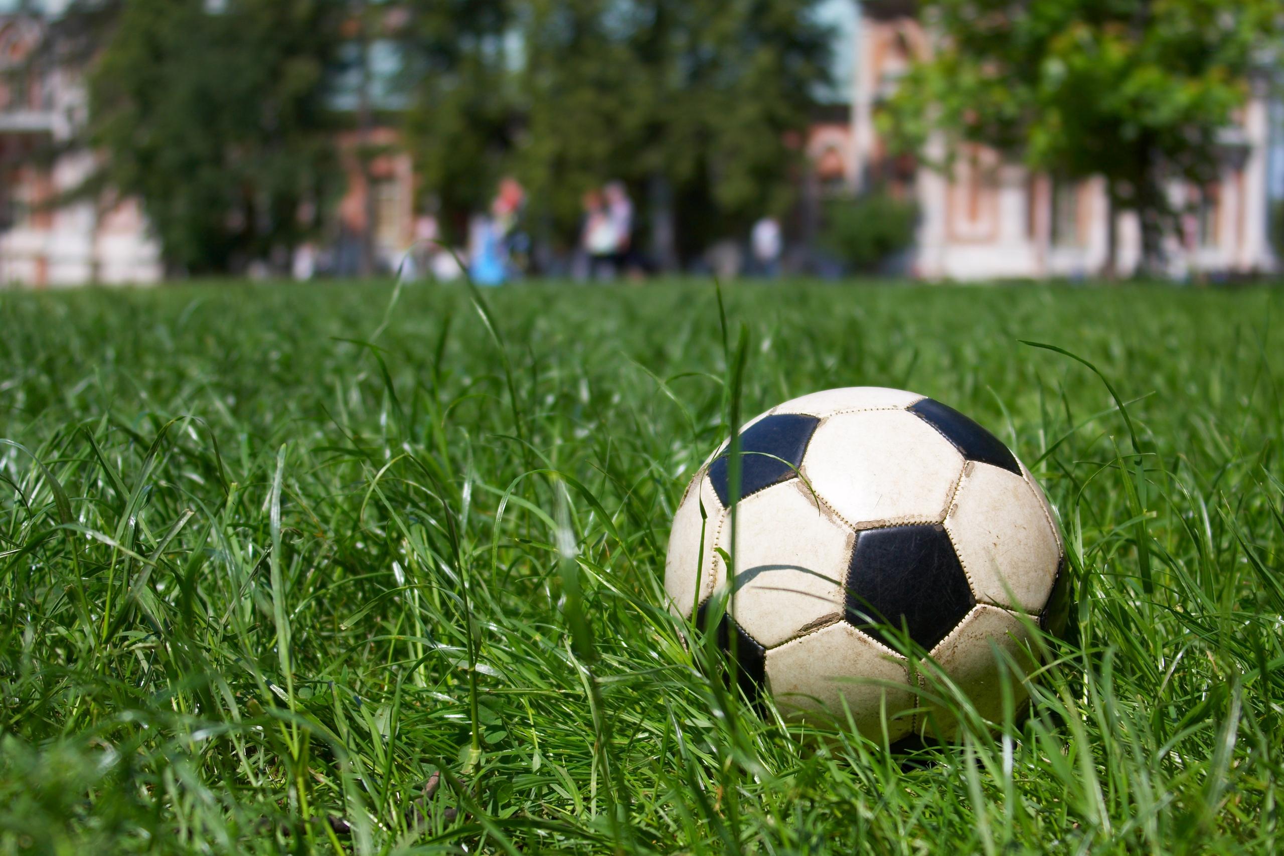 В Ржеве проходят всероссийские соревнования по футболу