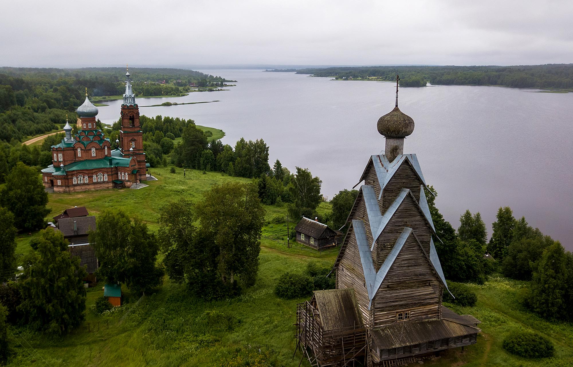 Губернатор Игорь Руденя поздравил с Днём Пеновского района местных жителей