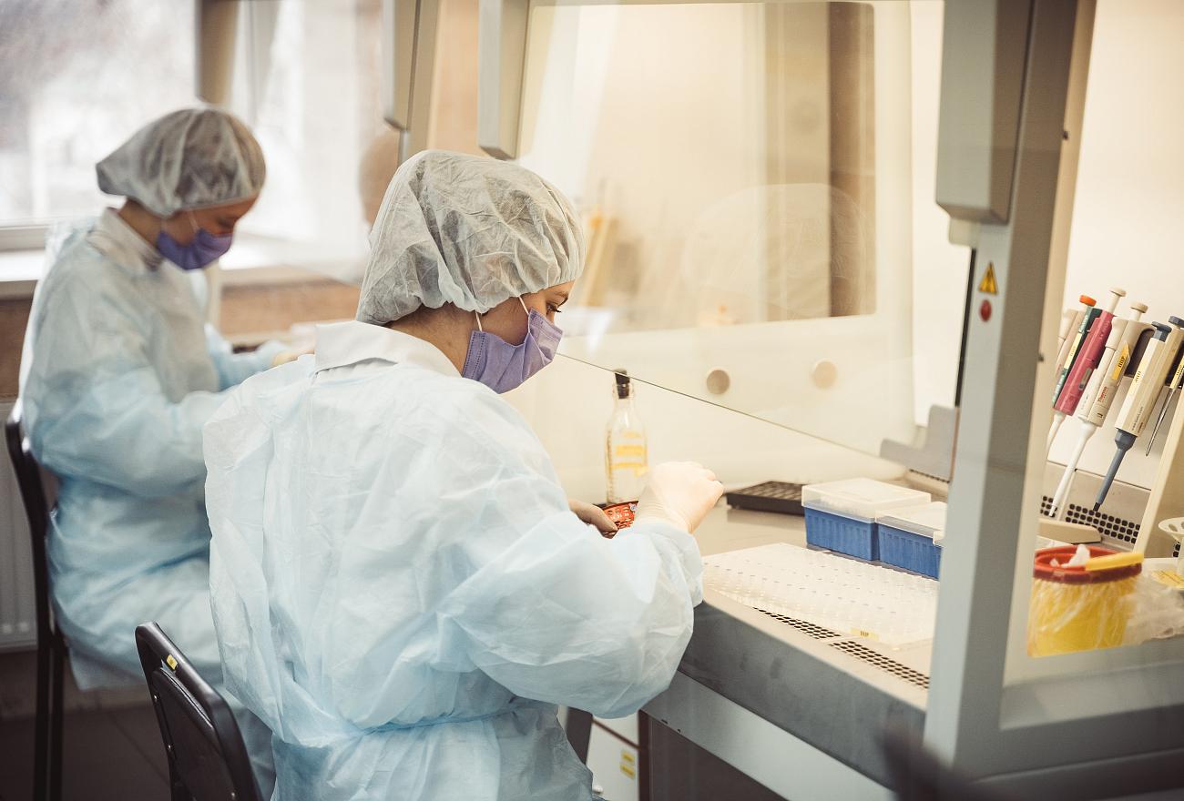 Статистика распространения коронавируса в Тверской области на 14 августа