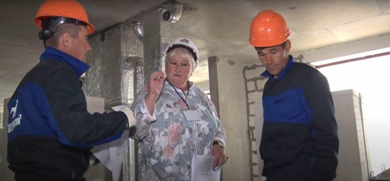 В Твери прошел конкурс профессионального мастерства среди строителей