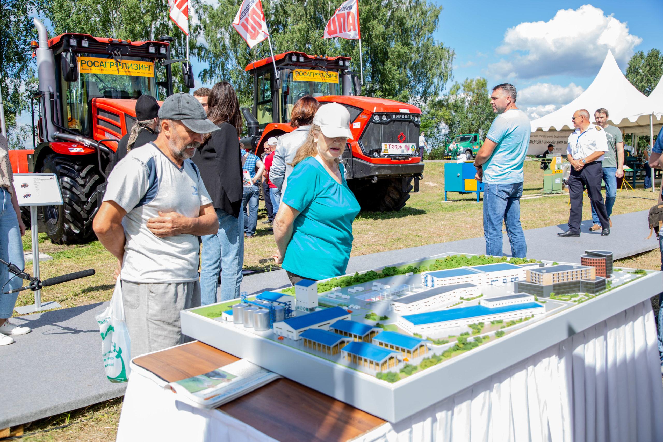 Эх, кудрявый лен: праздничный фоторепортаж с праздничного поля в Тверской области