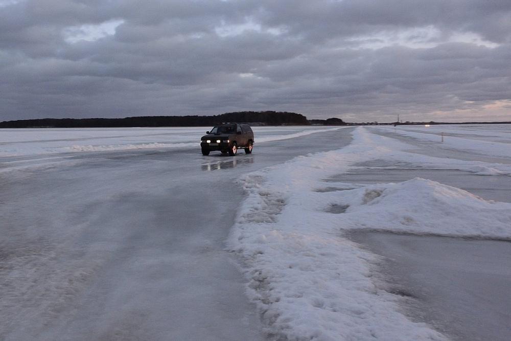В Роскосмосе определили маршруты ледовой переправы к Городомле